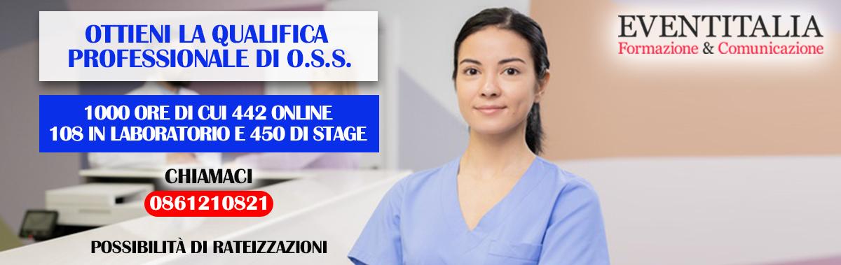 OPERATORE SOCIO SANITARIO (OSS)
