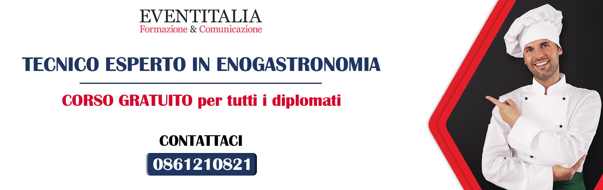 Slide Corso Enogastronomia